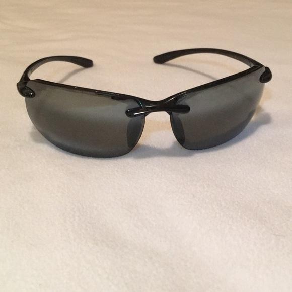 e3e8e6ed17219 Maui Jim MJ Sport    MJ-412-02 Banyans Sunglasses.  M 5b33fe003e0caa600e9e2f58